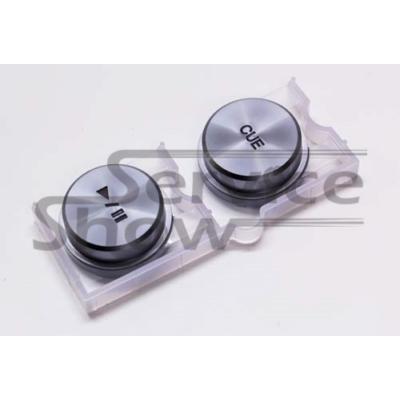 Pioneer CDJ-800 MK2, CDJ-850, CDJ-850K, CDJ-850W PLAY/PAUSE - CUE gombsor / DAC2286