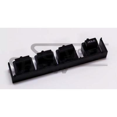 Pioneer CDJ-400, CDJ-400K EFFEKT gombsor ( BUBBLE/JET, TRANS/ROLL, WAH, HOLD ) / DAC2410