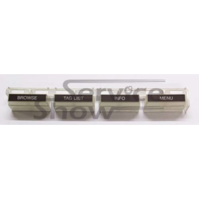 Pioneer CDJ-2000/2000-2/2000W Menü gombsor (BROWSE, TAG LIST, INFO, MENU) / DAC2481