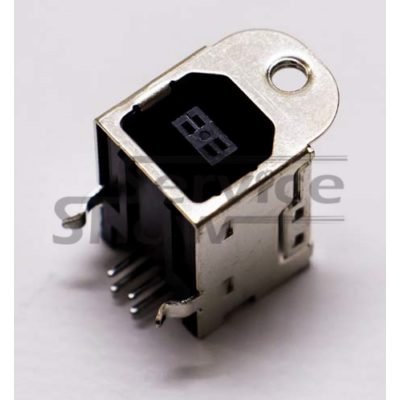 Pioneer DJM-850, DJM-900 NXS, DJM-2000, DJM-2000 NXS, CDJ-350, CDJ-400, CDJ-850, CDJ-900 NXS USB B csatlakozó / DKN1237
