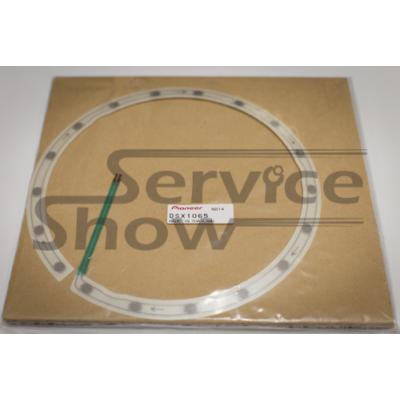 Pioneer CDJ-800/800 MK2/1000 MK2/1000 MK3, DVJ-1000/X1 jog kapcsoló ( sheet switch )  ( DSX1060 ) / DSX1065