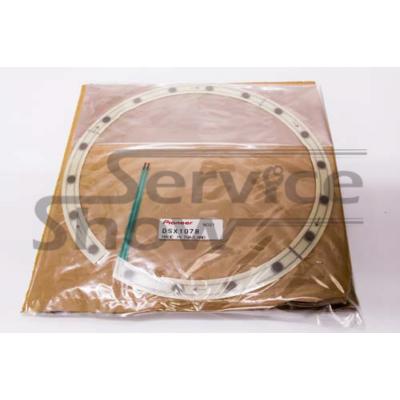 Pioneer CDJ-850/900/900NXS/2000/2000NXS/2000NXS2, XDJ-1000/1000MK2/XZ, DDJ-1000/1000SRT JOG kapcsoló (Sheet switch) / DSX1078