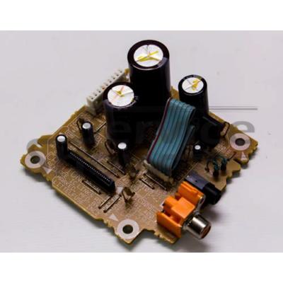 Pioneer CDJ-200 Digital Out panel / DWR1394