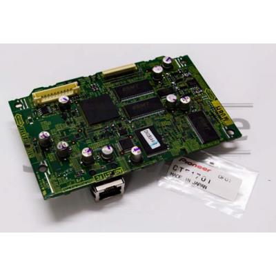 Pioneer CDJ-2000 NXS alaplap ( MAIN ASSY - FILTER CTF1701 INCLUDED) (DWX3312) / GXX1388